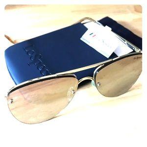 Le Specs mirrored sunglasses